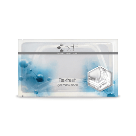 bdr Re-fresh Neck Gel Mask - 1 unit