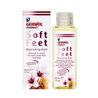 GEHWOL FUSSKRAFT Soft Feet Nourishing Bath 50ml