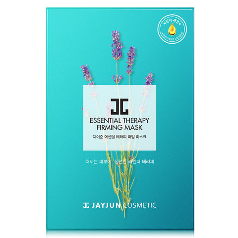 JAYJUN Essential Therapy Firming Mask (lavender oil) 10pcs
