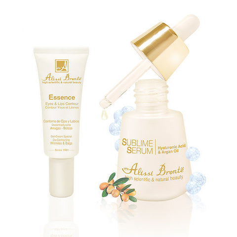 ALISSI BRONTE SUBLIME SERUM with Argan Oil 30ml + GIFT 15 ml (Pre-order)