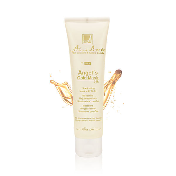 ALISSI BRONTE ANGELS GOLD MASK Illuminating Mask with Gold 100g