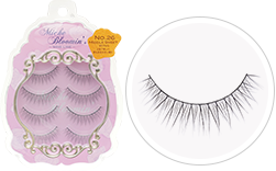 MICHE BLOOMIN' False Eyelashes NO.26 Middle Sweet Wing