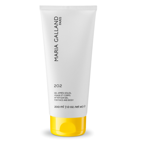 MARIA GALLAND After Sun Gel for Face and Body 200ml