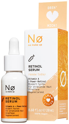 NO MAKE UP Ø RENEW TODAY Multi Purpose Skin Care Serum 20ml