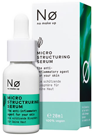 NO MAKE UP Ø SUPPORT TODAY Micro Structuring Serum 20ml