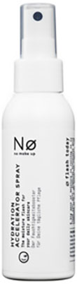 NO MAKE UP Ø FLASH TODAY Hydration Accelerator Spray 100ml