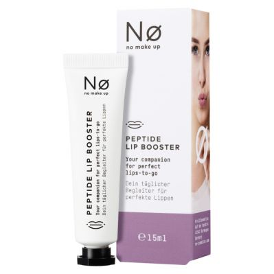 NO MAKE UP Ø BOOST TODAY Peptide Lips Booster 15ml