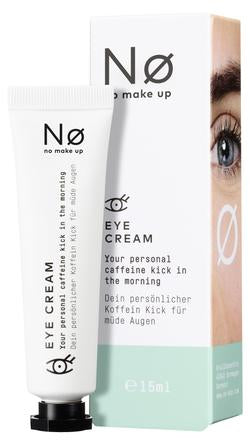 NO MAKE UP Ø AWAKE TODAY Eye Cream 15ml