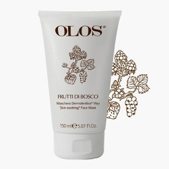 OLOS FRUTTI DI BOSCO Skin-Soothing Face Mask 150ml