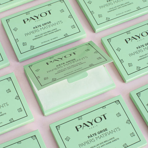 PAYOT PÂTE GRISE Papiers Matifiants Emergency anti-shine sheets - 50 sheets