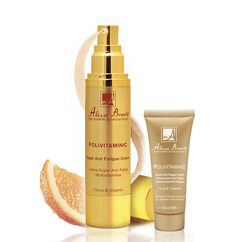 ALISSI BRONTE POLIVITAMINIC Anti-Fatigue Cream 50ml + GIFT 20ml