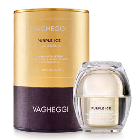 VAGHEGGI PURPLE ICE Lifting Face Cream 50ml  (Limited Edition)