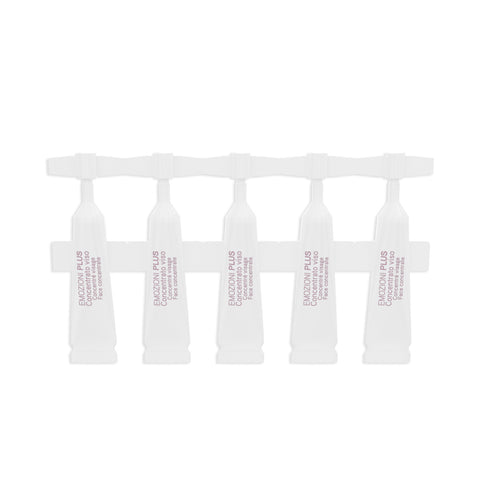 VAGHEGGI EMOZIONI PLUS Face Concentrate 10vials x 2ml