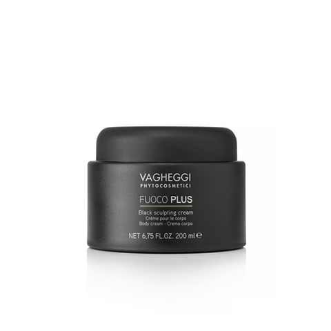 VAGHEGGI Fuoco Plus Black Sculpting Cream 200ml