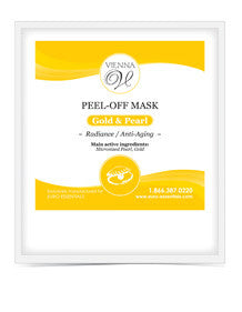 VIENNA Peel-Off Mask Gold 30g