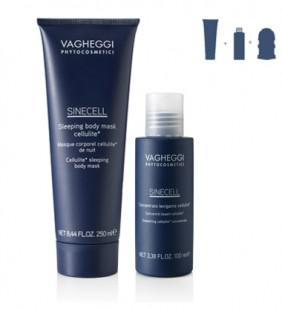 VAGHEGGI SINECELL Cellulite Reducing System Home Kit - 3 products