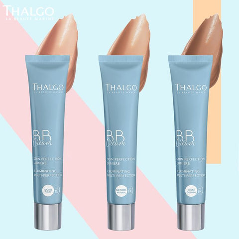 THALGO Illuminating Multi-Perfection BB Cream SPF15 - Natural/Golden/Ivory 40ml