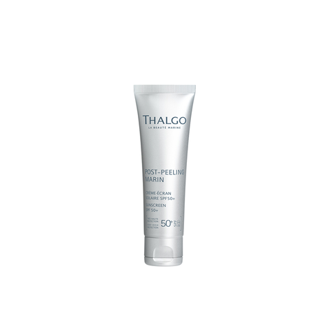 THALGO Peeling Marine Sunscreen SPF50+ 50ml