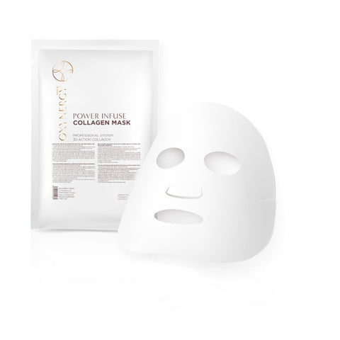 OXYNERGY Power Infuse Collagen Mask 5pcs
