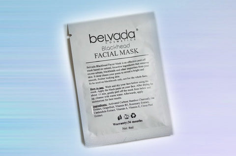 BELVADA Blackhead Facial Mask