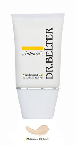 DR. BELTER Intensa Multibenefit CB Colour Balm - 3 shades 50ml