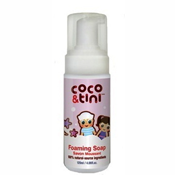 COCO & TINI Foaming Hand Soap 120ml