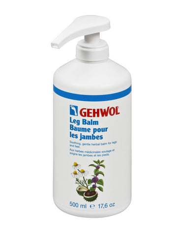GEHWOL LEG BALM with Pump 500ml