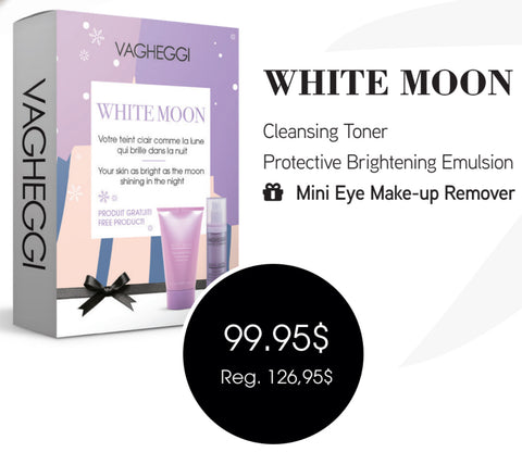 VAGHEGGI 2020 X'mas Gift Box - White Moon