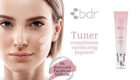 bdr Tuner Complexion Optimizing Pigment 15ml - 2 shades
