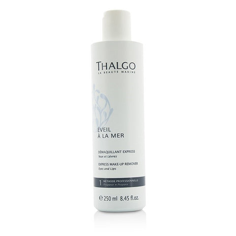 THALGO Express Make Up Remover Waterproof  Eyes & Lips 250ml