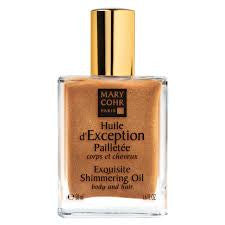 MARY COHR Exquisite Shimmering Oil 50ml