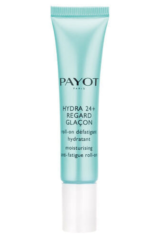 PAYOT HYDRA 24+ REGARD GLAÇON Moisturising Reviving Eyes Roll On 15ml