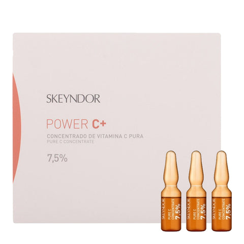 SKEYNDOR Power C+ Pure Concentrate 7.5% 1mlx14