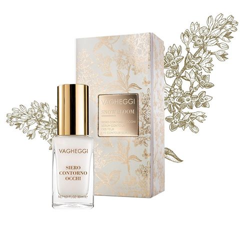VAGHEGGI SNOW BLOOM Limited Edition - Eye Contour Serum