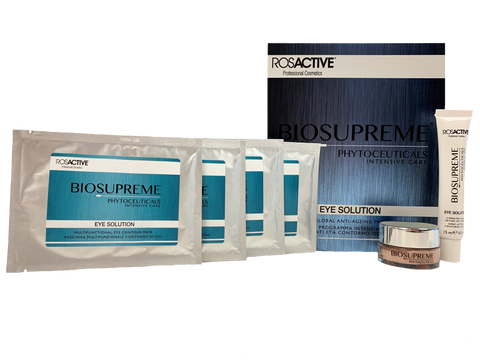 ROSACTIVE BIOSUPREME Eye Solution Global Anti-Ageing Pack