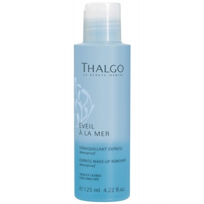 THALGO Express MakeUp Remover Waterproof  Eyes & Lips 125ml