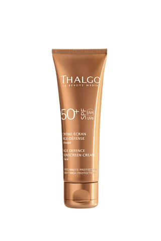 THALGO Age Defence Sunscreen Cream SPF50 + Face 50ml