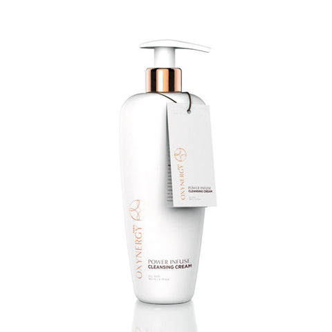 OXYNERGY Power Infuse Cleansing Cream 180ml