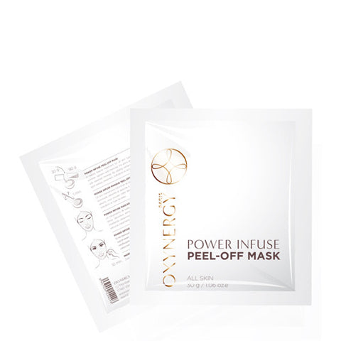 OXYNERGY Power Infuse Peel Off Mask 5pcs