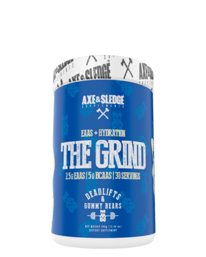 Axe & Sledge: The Grind
