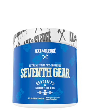 Axe & Sledge: Seventh Gear Pre-Workout