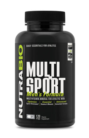 NutraBio: MultiSport for Men