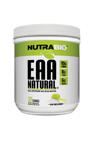 NutraBio: EAA Natural - Unflavored