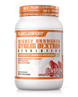 MuscleSport: Highly Branched Cyclic Dextrin