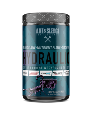 Axe&Sledge: Fuel Pump Hydraulic