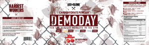 Axe&Sledge: Demo Day