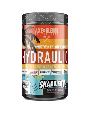 Axe & Sledge: Hydraulic