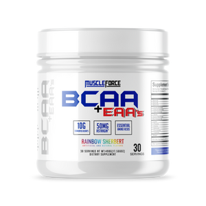 MuscleForce: BCAA + EAA