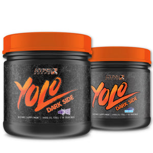 HYPD Supps: YOLO Dark Side