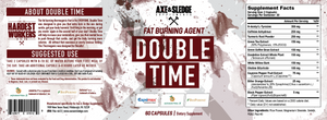 Axe&Sledge: Double Time